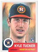2018 Topps MLB The Living Set #152 Kyle Tucker RC Rookie Houston Astros