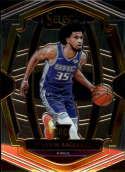 2018-19 Select Basketball #112 Marvin Bagley III Sacramento Kings Premier Level  RC Rookie  Official NBA Trading Card (made by Panini)