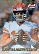 2019 SAGE Hit Premier Draft (NFL) Aspire Football #ASP-4 Patrick Mahomes Kansas City Chiefs Low Series Football Card