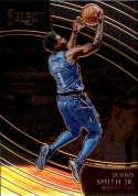 2018-19 Select Basketball #295 Dennis Smith Jr. Dallas Mavericks Courtside Official NBA Trading Card (made by Panini)