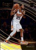 2018-19 Select Basketball #299 Mikal Bridges Phoenix Suns Courtside RC Rookie Official NBA Trading Card (made by Panini)
