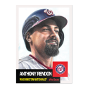 2018 Topps MLB The Living Set #157 Anthony Rendon Washington Nationals
