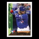 2019 Topps Throwback Thursday Baseball #103 Vladimir Guerrero Jr. RC Rookie Toronto Blue Jays  1995 Bowman Design ONLINE EXCLUSIVE PRINT RUN JUST 1105