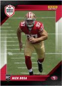 2019 Panini Instant RPS Rookie Premiere 1st Look NIck Bosa San Francisco 49ers RC