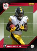 2019 Panini Instant RPS Rookie Premiere First Look FL34 Benny Snell Jr Pittsburgh Steelers RC
