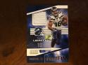 2019 Score Home and Away (Away) Jersey Swatch A-10 Tyler Lockett Seattle Seahawks  Official NFL Panini Football Memorabilia Trading Card