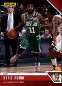 2018-19 Panini Instant NBA Basketball #168 Kyrie Irving Boston Celtics  Second Team Only 69 Produced