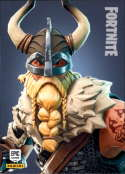 2019 Panini Fortnite Series 1 #273 Magnus Legendary  Officially Licensed Video Game Trading Card