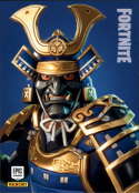 2019 Panini Fortnite Series 1 #275 Musha Legendary  Officially Licensed Video Game Trading Card