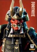 2019 Panini Fortnite Series 1 #288 Shogun Legendary  Officially Licensed Video Game Trading Card
