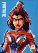 2019 Panini Fortnite Series 1 #295 Valor Legendary  Officially Licensed Video Game Trading Card