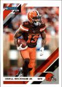 2019 Donruss Football #180 Odell Beckham Jr. Cleveland Browns Official NFL Football Card