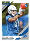 2019 Donruss Football Rookie #270 Jahlani Tavai Detroit Lions Official NFL Football RC Rookie Card