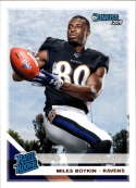 2019 Donruss Football Rated Rookie #330 Miles Boykin Baltimore Ravens Official NFL Football RC Rookie Card