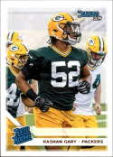2019 Donruss Football Rated Rookie #345 Rashan Gary Green Bay Packers Official NFL Football RC Rookie Card