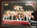 2018-19 Panini NBA Champions Team Set Basketball #30 Team Photo Toronto Raptors Official Trading Card in Factory Sealed Top Loader (This Listing is fo