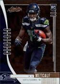 2019 Absolute NFL (Retail) #114 DK Metcalf RC Rookie Seattle Seahawks  Official Panini Football Trading Card