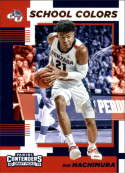 2019-20 Contenders Draft Picks School Colors #11 Rui Hachimura Gonzaga Bulldogs  Official Panini NCAA Collegiate Basketball Card (any streak on scan i
