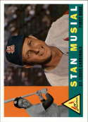2019 Topps Update Series Baseball Iconic Card Reprints #ICR-23 Stan Musial St. Louis Cardinals  1960 Topps  Official MLB Trading Card