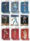 2019-20 NBA Hoops Complete Basketball Hand Collated Near Mint to Mint Condition Set of 300 Cards made by Panini