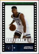 2019-20 Panini Basketball Stickers #391 Jarrett Culver RC Rookie Minnesota Timberwolves Official NBA Sticker Collection Album Peelable Card (Paper thi