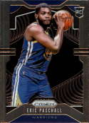2019-20 Prizm NBA #279 Eric Paschall RC Rookie Golden State Warriors  Official Panini Basketball Trading Card