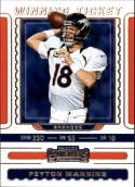 2019 NFL Contenders Winning Ticket #2 Peyton Manning Denver Broncos  Official Panini Football Trading Card