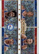 2019-20 NBA Contenders Team Quads #23 Al Horford/Ben Simmons/Joel Embiid/Tobias Harris Philadelphia 76ers  Official Panini Basketball Trading Card fro