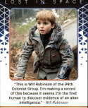 2019 Rittenhouse Lost in Space Season 1 Quotable #Q01 Impact  Netflix Show Collectible Trading Card