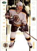 2003-04 2004 Parkhurst Original Six #14 Doug Doull RC Rookie Card Boston Bruins Official NHL Hockey Trading Card by ITG