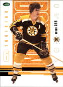 2003-04 2004 Parkhurst Original Six #45 Bobby Orr Boston Bruins Official NHL Hockey Trading Card by ITG In the Game