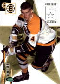 2003-04 2004 Parkhurst Original Six #62 Bobby Orr Boston Bruins Official NHL Hockey Trading Card by ITG In the Game