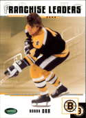 2003-04 2004 Parkhurst Original Six #91 Bobby Orr Boston Bruins Official NHL Hockey Trading Card by ITG In the Game