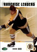 2003-04 2004 Parkhurst Original Six #97 Bobby Orr Boston Bruins Official NHL Hockey Trading Card by ITG In the Game