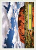 2020 Topps Benefit for Australia #13 Uluru  Limited Print Run Online Exclusive Trading Card