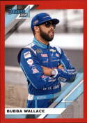 2020 Donruss Racing Red #27 Bubba Wallace S299 World Wide Technology/Richard Petty Motorsports/Chevrolet