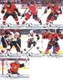 2019-20 Upper Deck Series 1 & 2 Veteran Ottawa Senators Team Set of 13 Cards: Bobby Ryan(#34), Chris Tierney(#35), Mikke