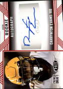2020 SAGE HIT Premier Draft (NFL) Autograph Red #A25 Darrynton Evans Auto Appalachian State  Pre-Rookie RC Official Player Licensed Football Trading C