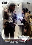 2020 Topps Women of Star Wars Weapon of Choice #WC-17 Rose Tico