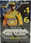 2018 Panini Prizm NASCAR Racing 7ct Sealed Blaster Box