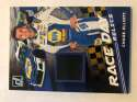 2020 Donruss Racing Race Day Relics #6 Chase Elliott MEM NAPA Auto Parts/Hendrick Motorsports/Chevrolet  Official NASCAR Trading Card made by Panini A